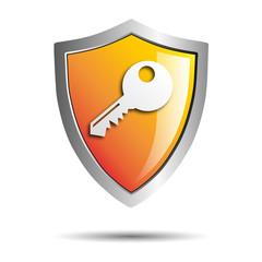 Shield secure key