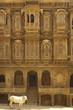 Haveli dans la ville de Jaisalmer - Inde