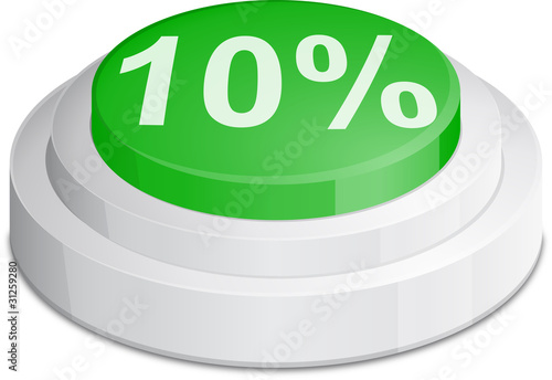 green button 10 %