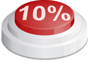 red button 10 %
