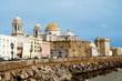 Cadiz mit Catedral Nuevo
