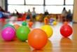 Leinwanddruck Bild - Colorfull balls