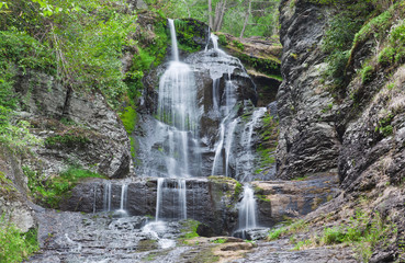 Dingmans Falls in Pennsylvania