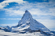 matterhorn in winter - 31281279
