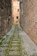 Vicolo . Spwllo (Umbria)
