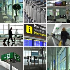Flughafen detail