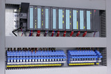 Programmable logic controller and relays