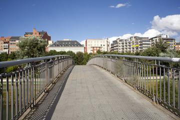 Ponte sul fiume, Leon