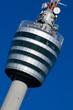 Kuppel des Fernsehturms in Stuttgart