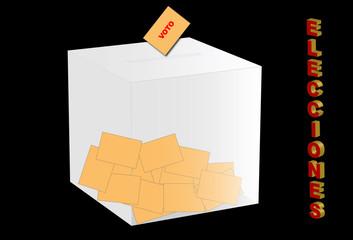 Derecho a votar en las elecciones