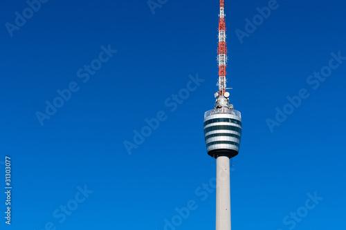 Wahrzeichen Fernsehturm Stuttgart