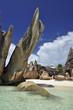 Insel Curieuse bei Praslin