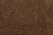 canvas print picture - peat soil