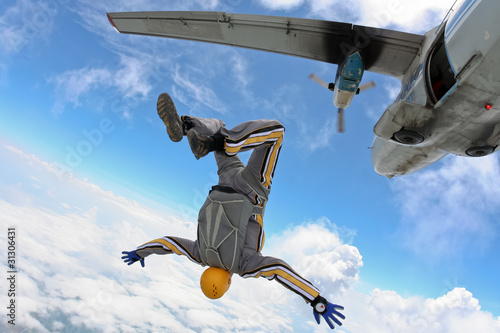 Skydiving photo - 31306431