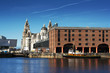 Albert Dock, Liverpool, UK