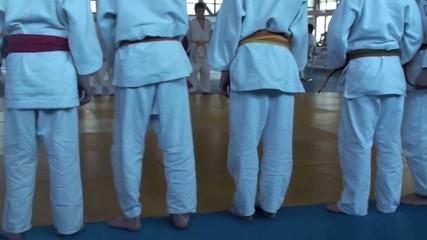 Judo – Judoka