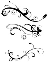 Decorative Flourishes Set 2