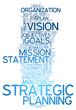 "Word Cloud ""Strategic Planning"""