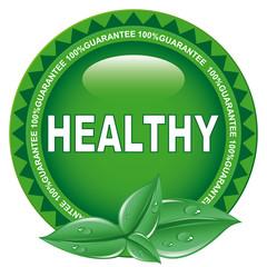 HEALTHY GUARANTEE ICON