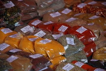 Spice market in Vienn