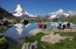 Reisewanderung - Grünsee-Matterhorn
