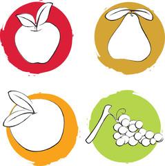 frutta - fruit - (1)