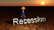 The Bareness Of Recession