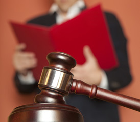 Gavel and Judgment