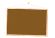 leere pinnwand corkboard blank