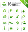 Paper Cut - Ecological Icons 01
