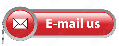 E-MAIL US Web Button (customer service contact support red)