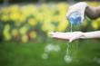 Wasser in der Hand