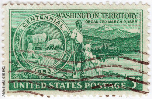 centennial Washington Territory