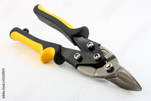 Construction tools: snips