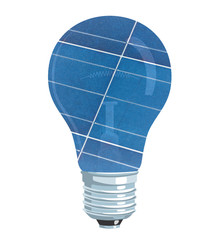 Lampadina fotovoltaica