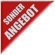 Dreieck rot SONDER ANGEBOT
