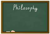 Philosophy poster