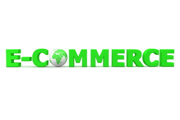 World E-Commerce Green