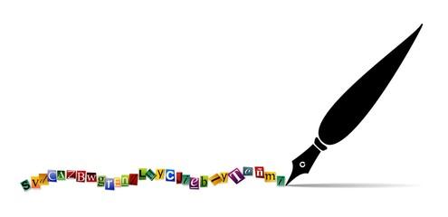 el arte de las letras