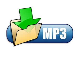 MP3 download button
