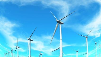 プロペラ風車