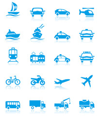 Transport_buttons icons