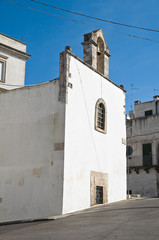 Annunziata Church. Martina Franca. Apulia.