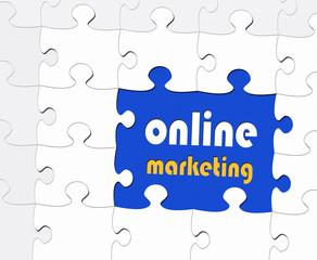 Online Marketing - Business Concept