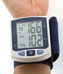 tensiomètre de poignet