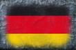 bandiera tedesca vintage