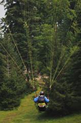 paragliding sport