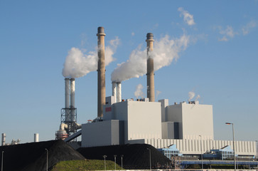 Coal fired powerplant