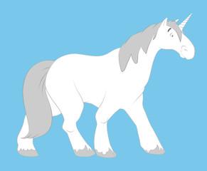 Walking Unicorn