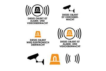 Alarm Video Überwachung